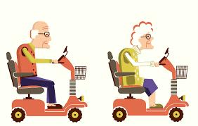 De VvE en de scootmobiel Steeds meer mensen een scootmobiel